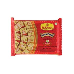 Haldirams Soan Papdi(Regular) 500gm