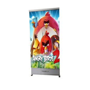 BigSmile Kids Wardrobe - Angry Birds (5.5ft x 2.5ft) Glossy Finish