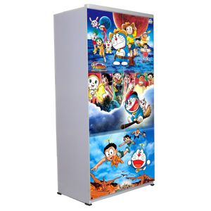 2 Door Wardrobe - Doreamon