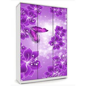 Purple Beauty - 3 Door