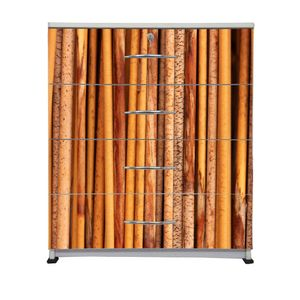 BigSmile Chest of Drawer - Bamboo Sticks