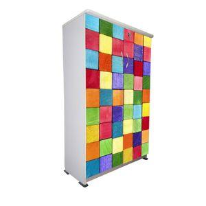 BigSmile Shoerack - Color Blocks