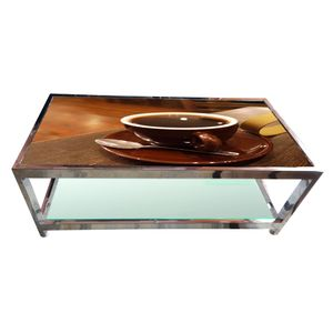 Glass Table - 3D Cup