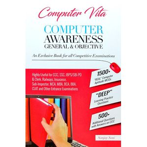 Computer Awareness General & Objective By Sanjay Soni-(English)