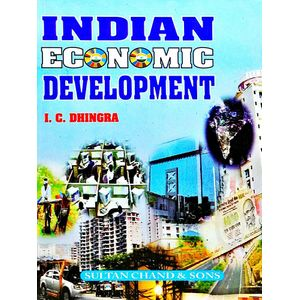 Indian Economic Development By I C Dhingra-(English)