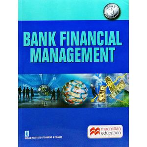 Bank Financial Management By Indian Institute Of Banking And Finance-(English)