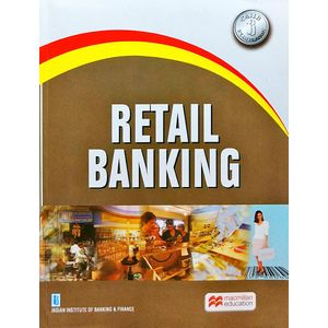 Retail Banking By Indian Institute Of Banking And Finance-(English)