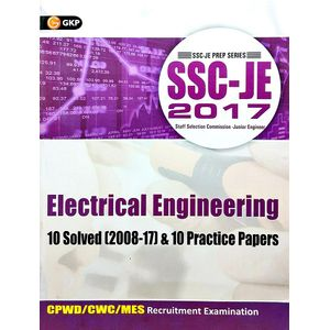 Ssc Je Electrical Engineering 10 Solved Papers & 10 Practice Papers By Editorial Team-(English)