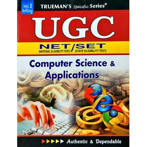 Trueman'S Ugc Net/Set Computer Science & Applications By Sanjay Singhal, Sameer Mishra-(English)
