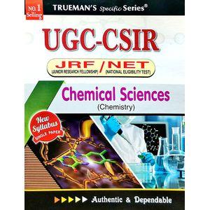 Trueman'S Ugc Csir-Net Chemical Sciences By M Gagan-(English)