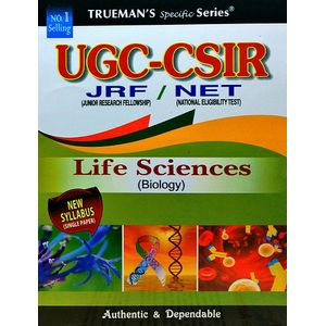 Trueman'S Ugc Csir-Net Life Sciences By Pramod Singh-(English)