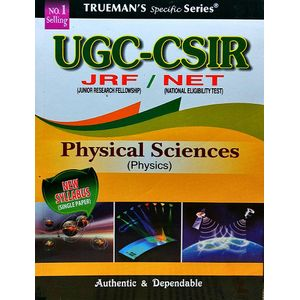 Trueman'S Ugc Csir Jrf/Net Physical Sciences By Sunil Kushwaha, N M Singh-(English)