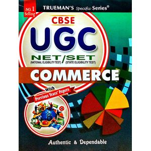 Trueman'S Ugc Net/Set Commerce With Previous Years Papers By Dr Parveen Kataria, Ansu Kataria M Shivani-(English)