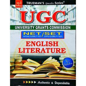 Trueman'S Ugc Net/Set English Literature By B P Panigrahi, Dr Savita Yadav-(English)