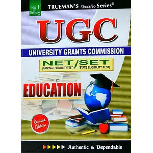 Trueman'S Ugc Net/Set Education By Ganan Manocha-(English)