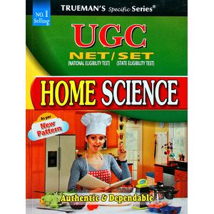 Trueman'S Ugc Net Home Science By Anju Khosla, Ruchi-(English)