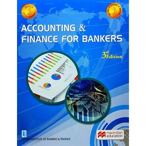 Accounting And Finance For Bankers By Indian Institute Of Banking And Finance-(English)