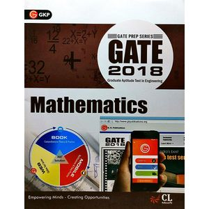 Gate 2018 Guide Mathematics By Dr Kuldeep Chaudhary, Dr Shashank Goel-(English)