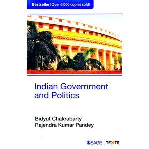 Indian Government And Politics By Bidyut Chakrabarty, Rajendra Kumar Pandey-(English)