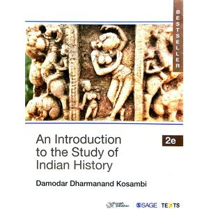 An Introduction To The Study Of Indian History By Damodar Dharmanand Kosambi-(English)