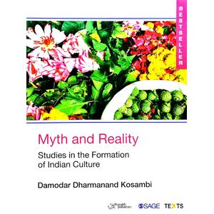 Myth And Reality Studies In The Formation Of Indian Culture By Damodar Dharmanand Kosambi-(English)