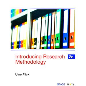 Introducing Research Methodology By Uwe Flick-(English)