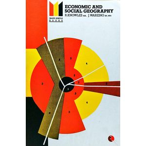 Economic And Social Geography By J Wareing, R Knowles-(English)