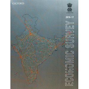 Economic Survey By Ministry Of Finance Government Of India-(English)