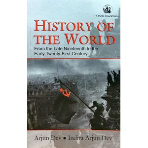 History Of The World By Arjun Dev, Indira Arjun Dev-(English)