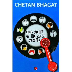 One Night @ The Call Centre By Chetan Bhagat-(English)