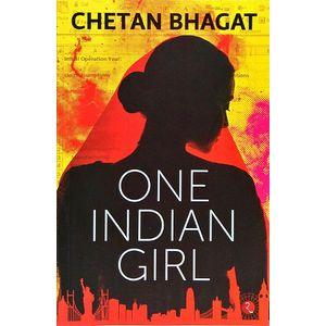 One Indian Girl By Chetan Bhagat-(English)