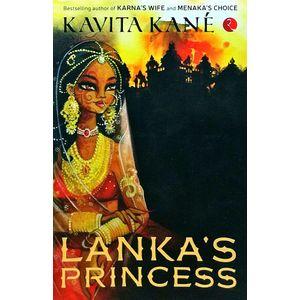 Lanka'S Princess By Kavita Kane-(English)