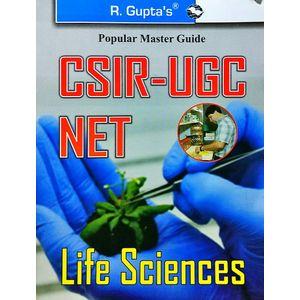 Csir Ugc Net Life Sciences By Dr Ritambhara Richharia, Dr Anil Richharia, Dr B B Singh-(English)