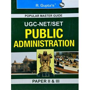 Ugc-Net/Set Public Administration Paper 2 & 3 By Uday Kumar Singh, Ajay Kumar-(English)