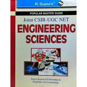 Joint Csir Ugc Net Engineering Sciences By Er Nishit Mathur-(English)