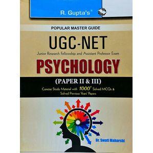 Ugc-Net Psychology Paper 2 & 3 By Dr Swati Maharshi-(English)