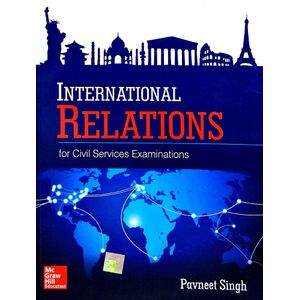 International Relations By Pavneet Singh-(English)