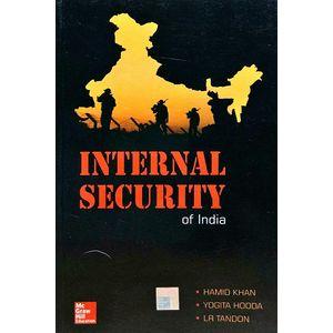 Internal Security Of India By Lr Tandon, Yogita Hooda, Hamid Khan-(English)