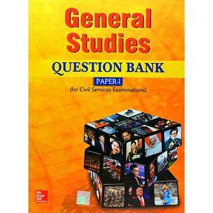 General Studies Question Bank Paper 1 By Ashok Raj-(English)