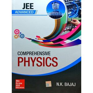 Comprehensive Physics Jee Advanced By N K Bajaj-(English)