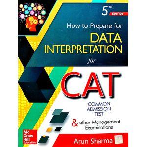 How To Prepare For Data Interpretation For Cat By Arun Sharma-(English)