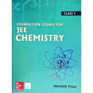 Foundation Course For Jee Chemistry Class 7 By Praveen Tyagi-(English)