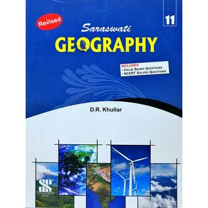 Geography For Class 11 By Dr V K Sharma-(English)