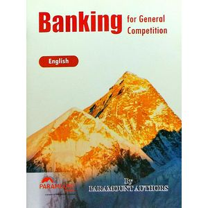 Banking For General Competitions By Paramount Experts-(English)