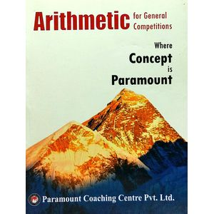 Arithmetic For General Competitions Where Concept Is Paramount By Paramount Experts-(English)
