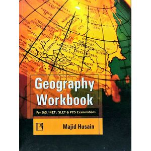 Geography Workbook By Majid Husain-(English)