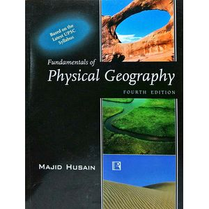 Physical Geography By Majid Husain-(English)