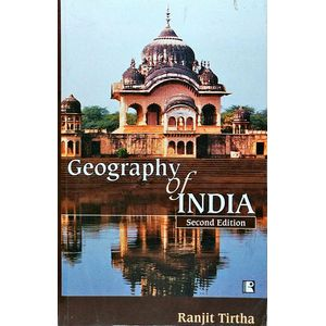 Geography Of India By Ranjit Tirtha-(English)