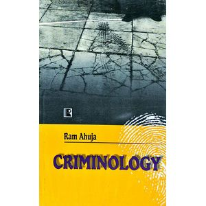 Criminology By Ram Ahuja-(English)