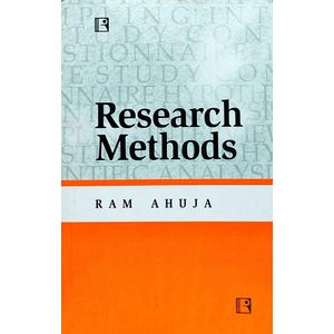 Reserarch Methods By Ram Ahuja-(English)